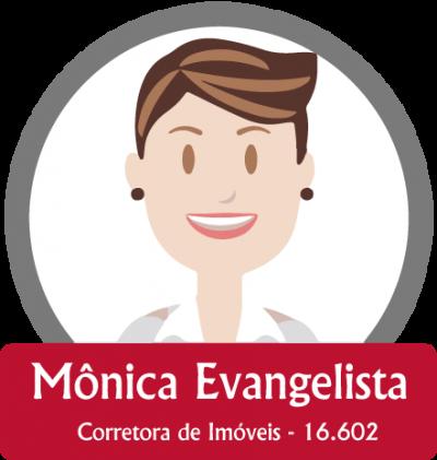 Mônica Evangelista - Corretora de Imóveis